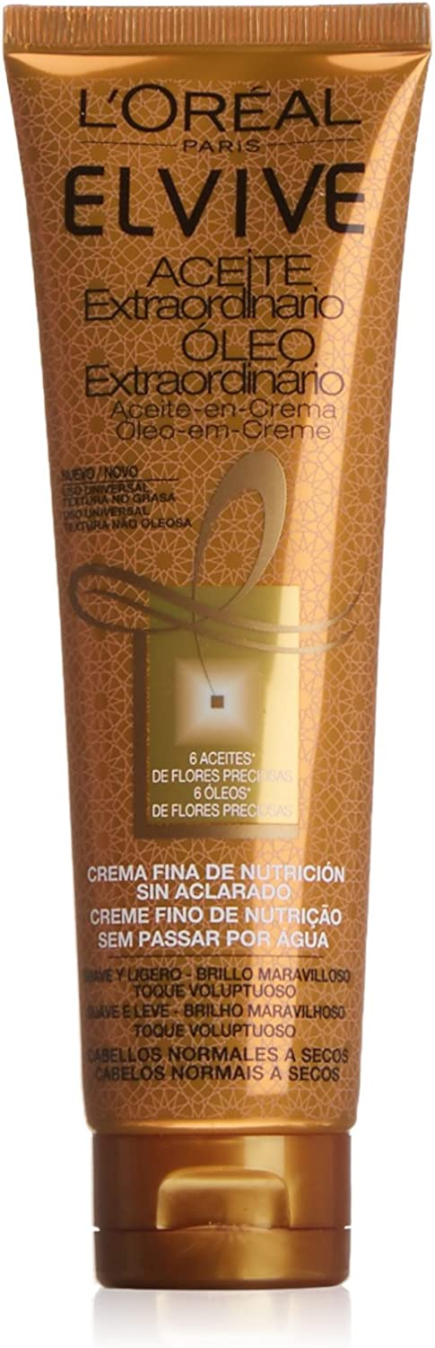 L'Oréal Paris Elvive Aceite Extraordinario 150 ml