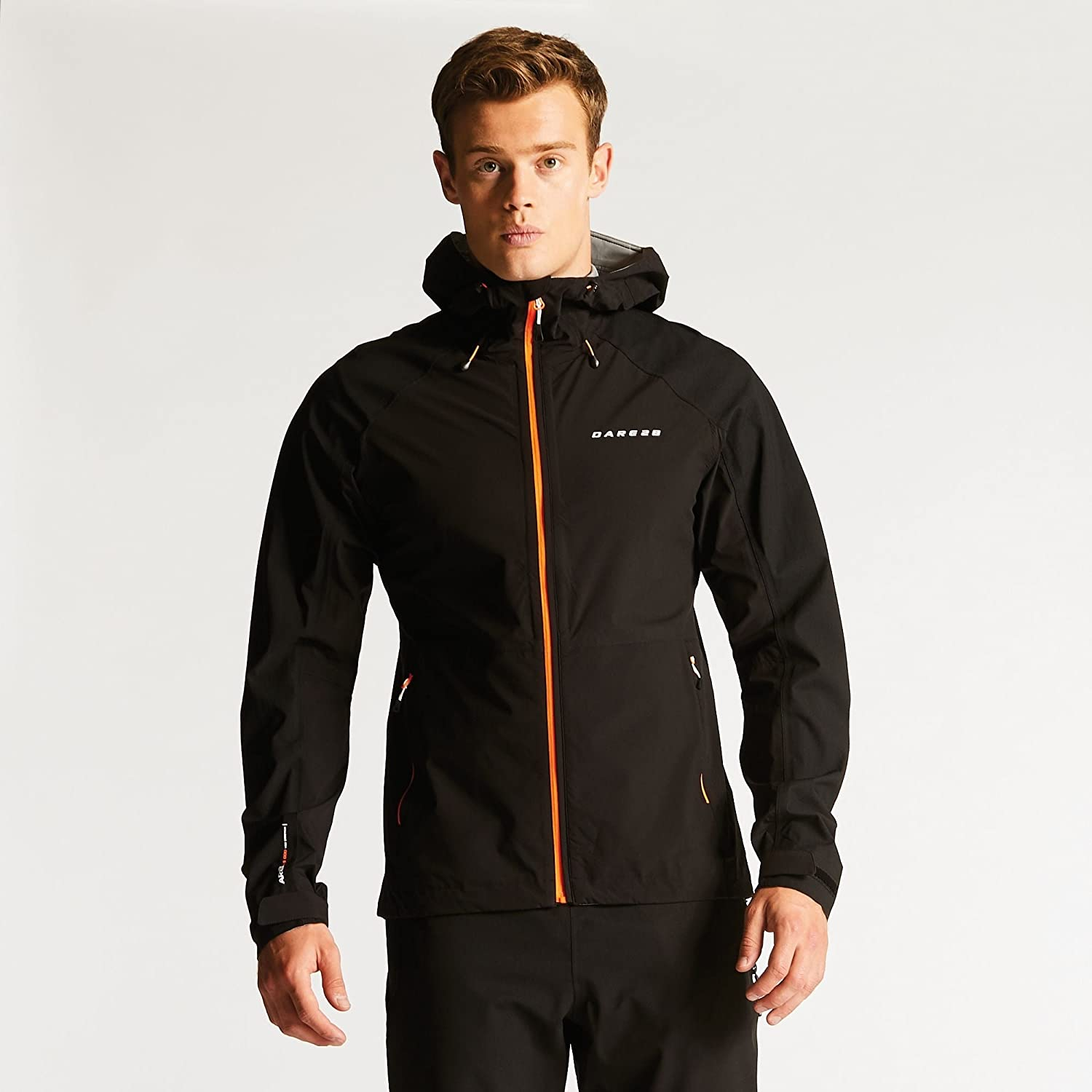 Dare 2b Mens Excluse Ii Lightweight and Breathable Water Repellent Shell Jacket