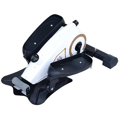 Homcom Stepper Resistencia Ajustable Máquina de Step Mini ...