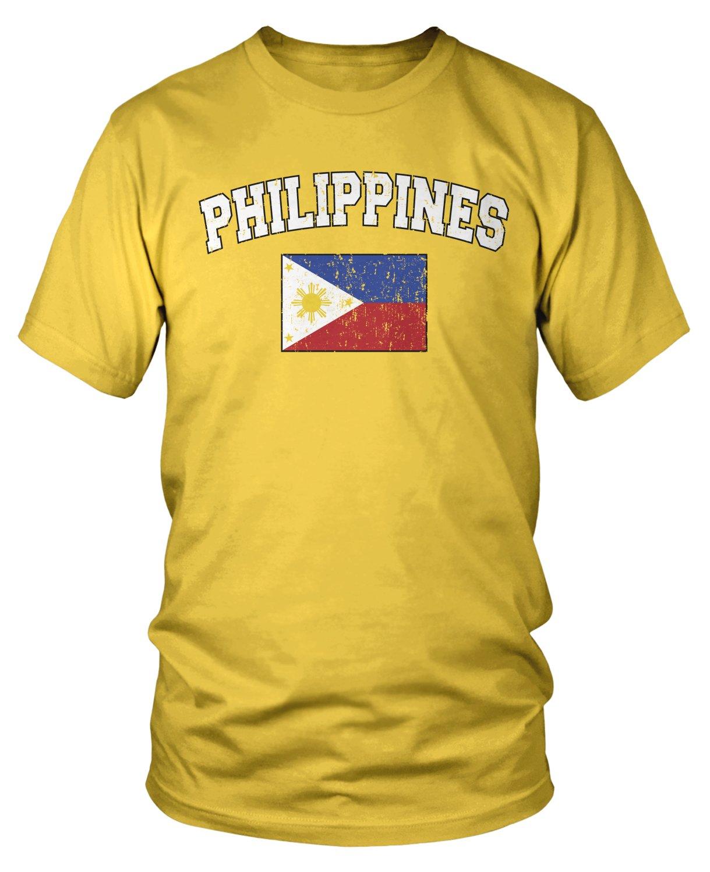 Philippines Flag Filipinas Philippine Flag T Shirt 1434
