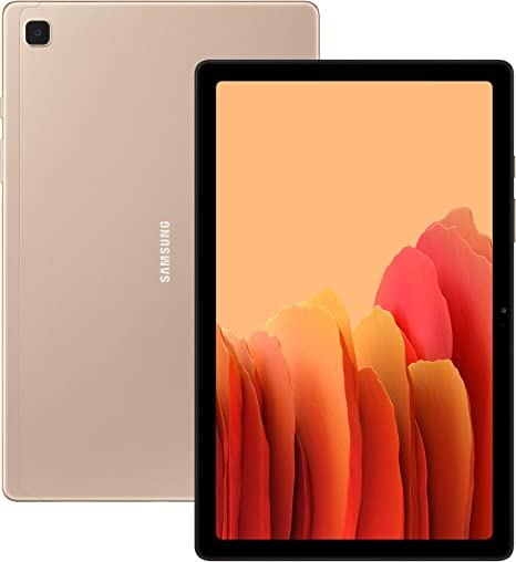Samsung Galaxy Tab A7 Wifi Tablet 32gb 3gb Ram Gold Computer Zubehör