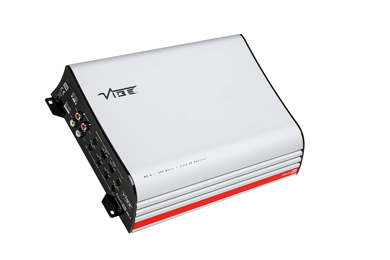VIBE POWERBOX80.4-V7 4 Channel Stereo amplifier 800w Max Power
