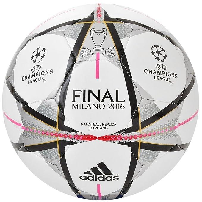 adidas Finmilano Cap - Balón: Amazon.es: Deportes y aire libre
