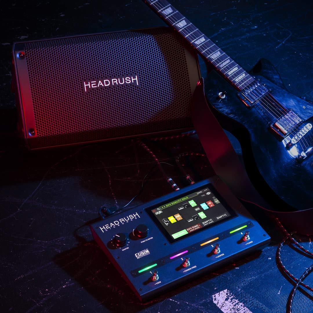 HeadRush FRFR-108   Powered Guitar Amplifier, 2000W Full-Range Flat-Response