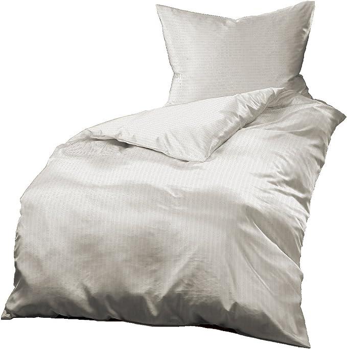 Uni Seersucker housses de couette SEER SUCKER Literie avec Housse de couette linge de lit set