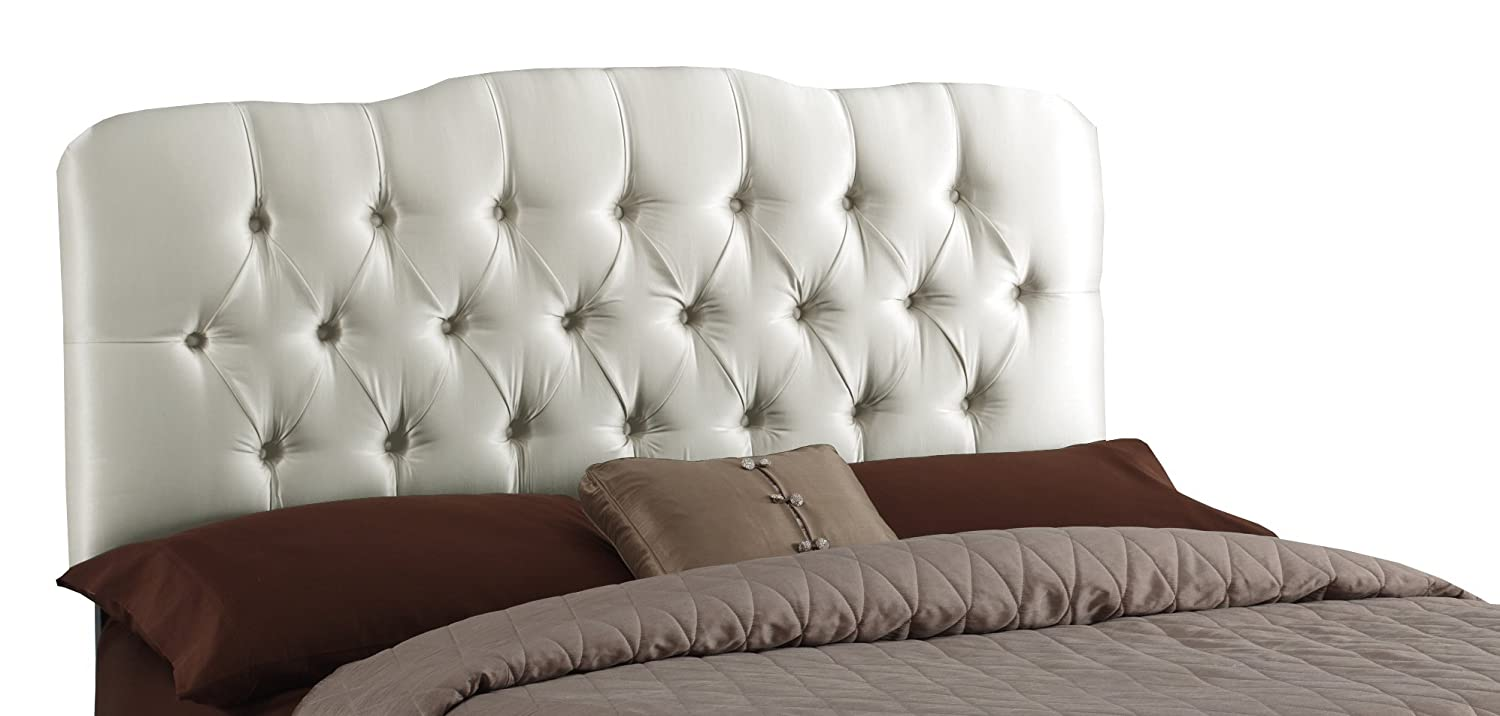 choice fabric upholstered tufted headboard products best queen gray