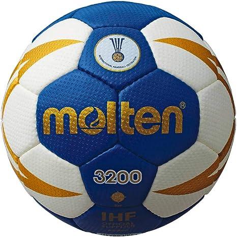 Molten H1X3200-BW Pelota de balonmano Entrenamiento: Amazon.es ...
