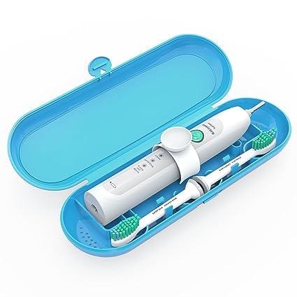 Estuche de viaje Poketech estuche de viaje Sonicare de Philips para los cepillos de dientes eléctricos