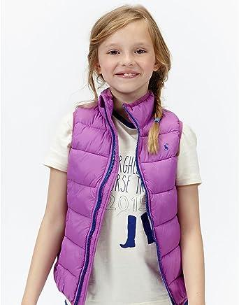 Joules Jnr Girls Croft Pack Away Gilet