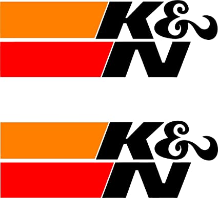 Kandn Window Stickers