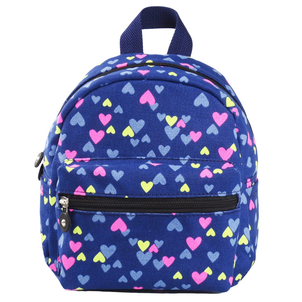 690d0ce79a32 SLL Kids Small Backpack Baby Girls Toddler Child Nursery Girl Mini School  Bags Travel Backpacks Book bag Blue