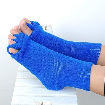 Contifan - Calcetines separadores de Dedos para juanetes: Amazon.es: Hogar
