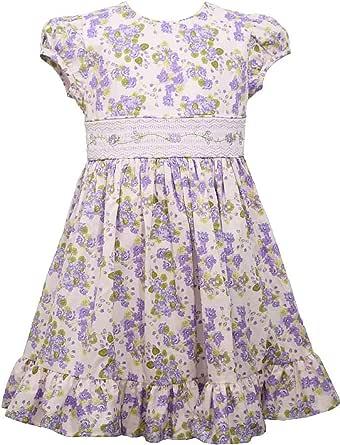 Bonnie Jean Girls Smocked Dresses