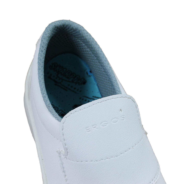 Jal Group - Caña baja Unisex adulto , color Blanco, talla 47