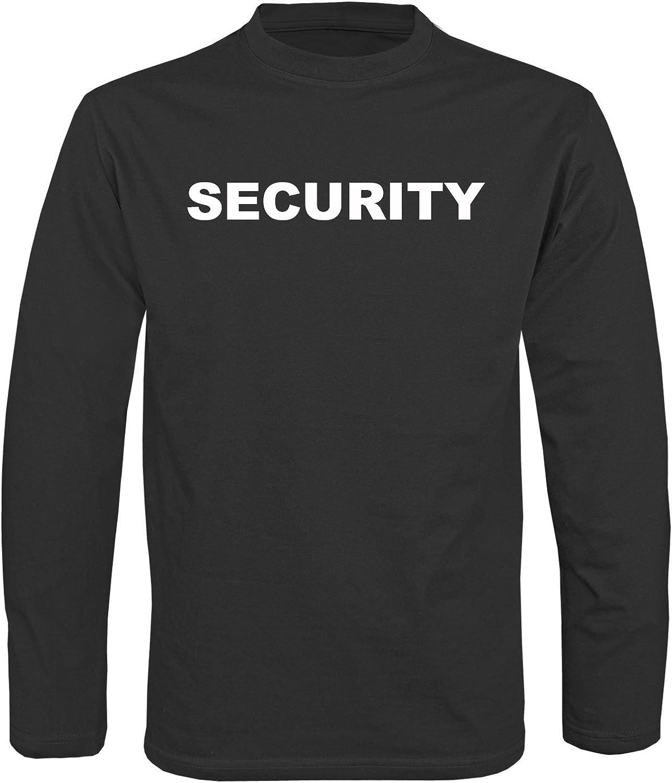 Security Sec - Polo para hombre Sudadera.: Amazon.es: Ropa y ...