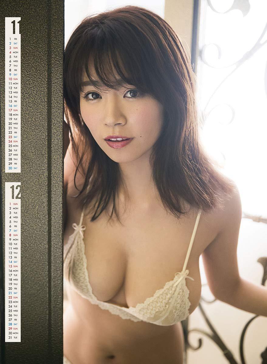 トライエックス 菜乃花 2019年のカレンダー