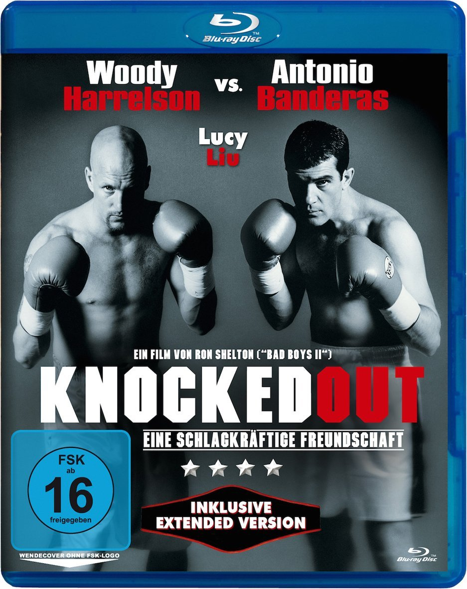 Knocked Out - Extended Version [Alemania] [Blu-ray]: Amazon ...