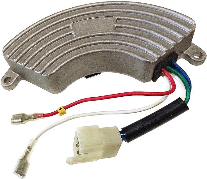 Voltage Regulator GTDK AVR LIHUA 4KW 4.5KW 5KW 5.5KW 6KW 6.5KW Diesel Generatot