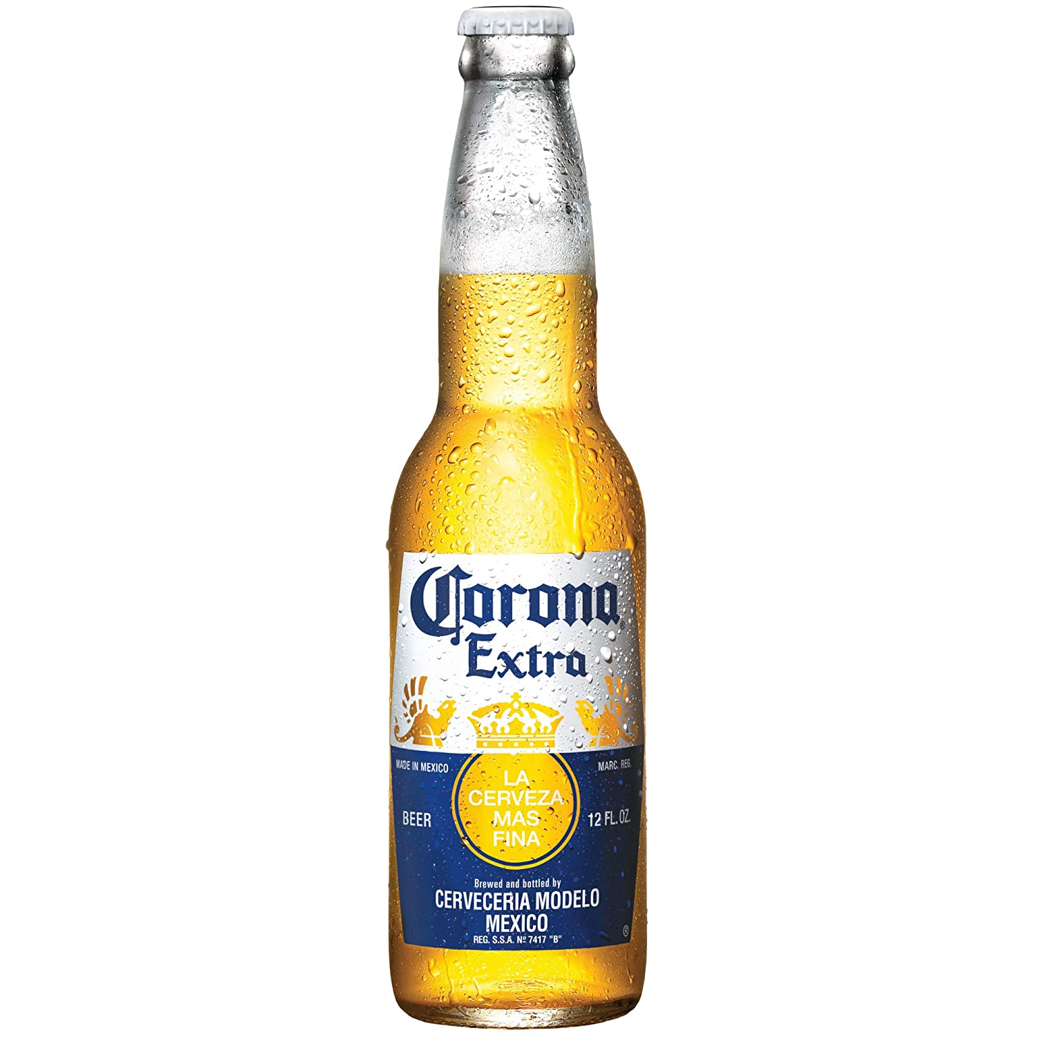 Corona Extra Beer, 12 fl oz, 6 Pack: Amazon.com: Grocery ...