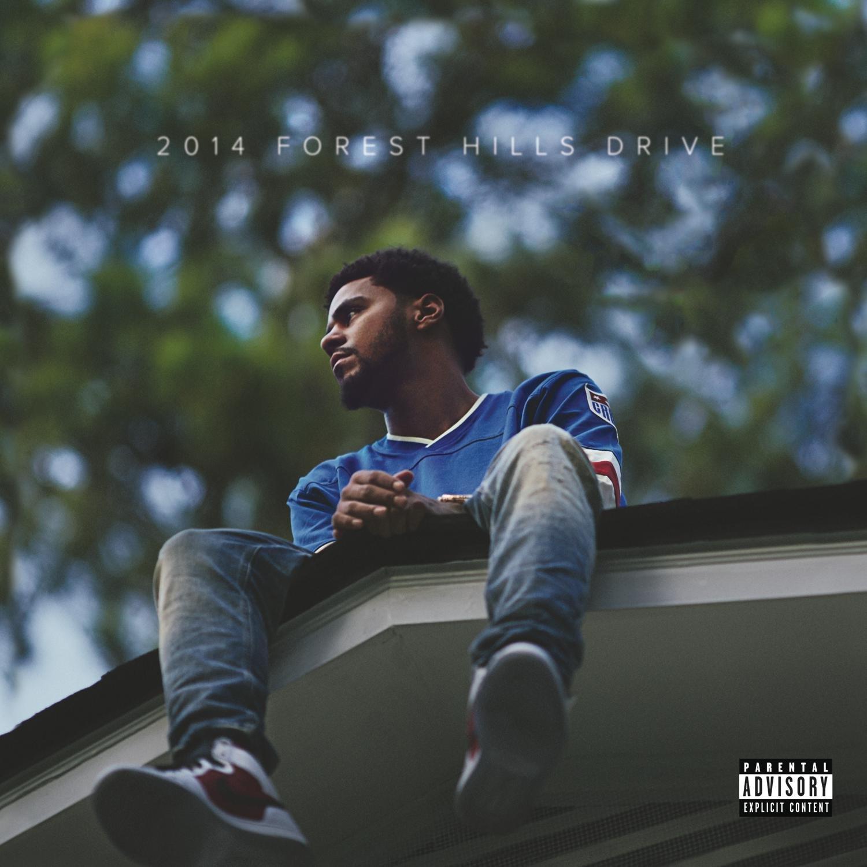 Vinilo : J. Cole - 2014 Forest Hills Drive [Explicit Content] (Download Insert, 2 Disc)