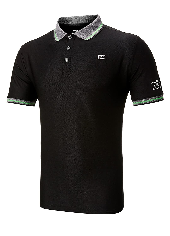 e86dbb06 Cutter & Buck DryTec Golf Polo Shirt: Amazon.co.uk: Sports & Outdoors