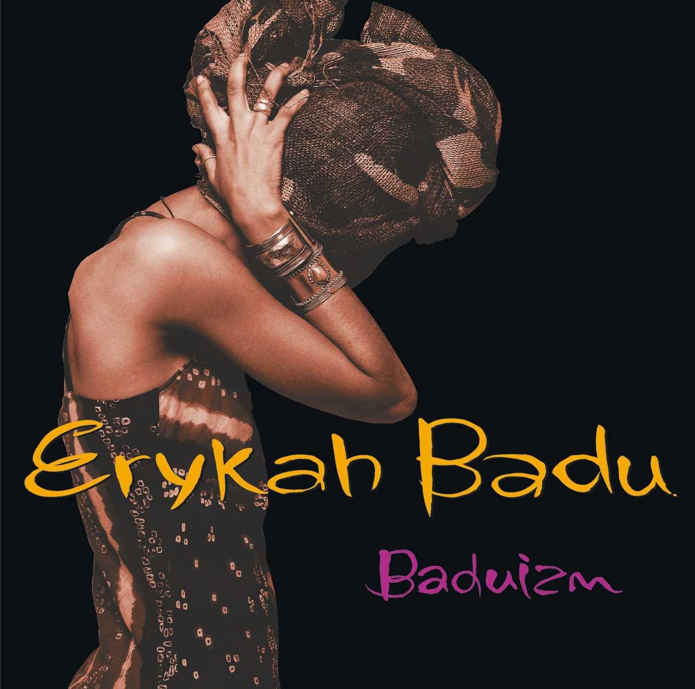 「エリカ・バドゥ『Baduizm』」の画像検索結果