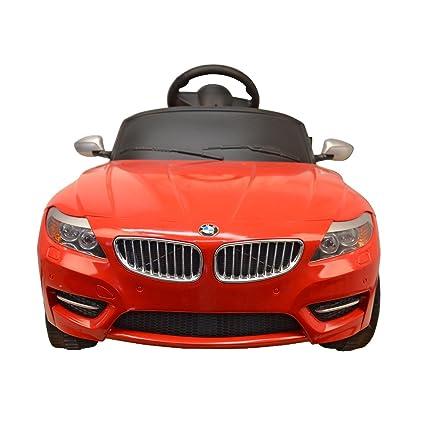 amazon com bmw z4 kids 6v electric ride on toy car w parent remote rh amazon com 2004 BMW Z4 Wiring-Diagram BMW 2006 On Z4 Changing Coolant