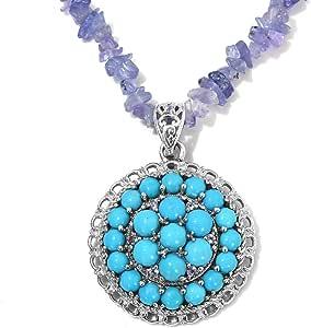 Amazon.com: Sleeping Beauty Turquoise Blue Tanzanite