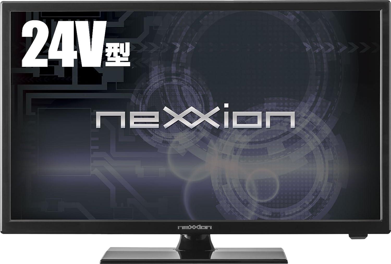 nexxion ネクシオン 液晶テレビ 24V型 地上デジタル LEDハイビジョン WS-TV2455B B018WZ1HKQ