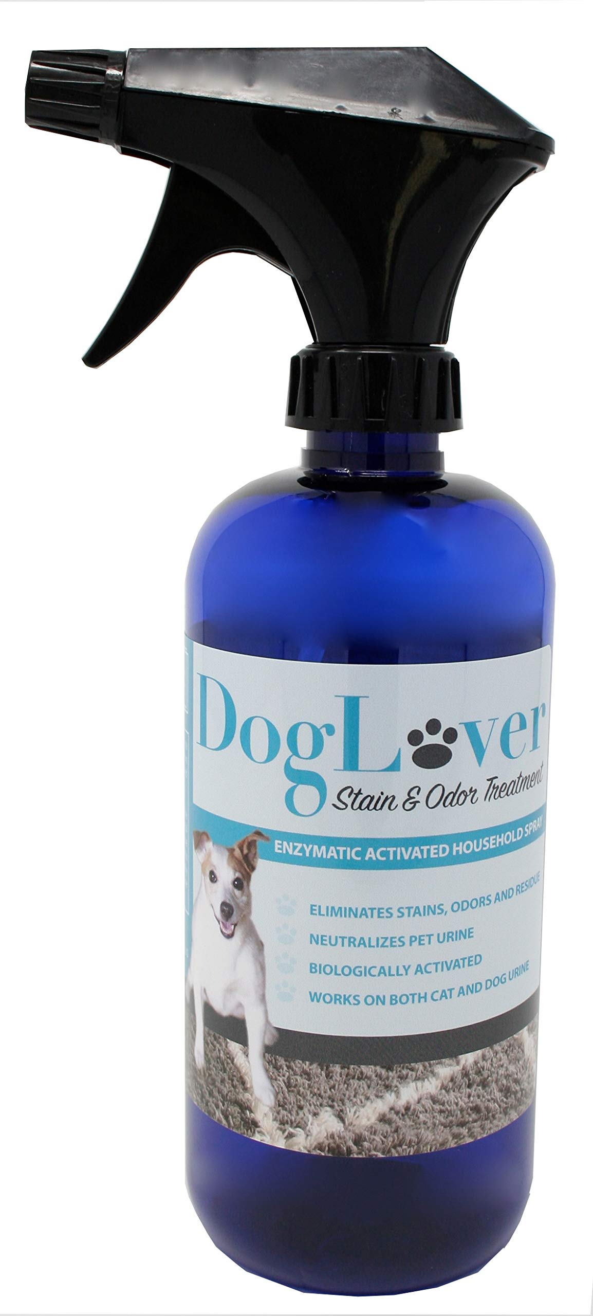 Dog Lover Stain and Odor Treatment 16 oz