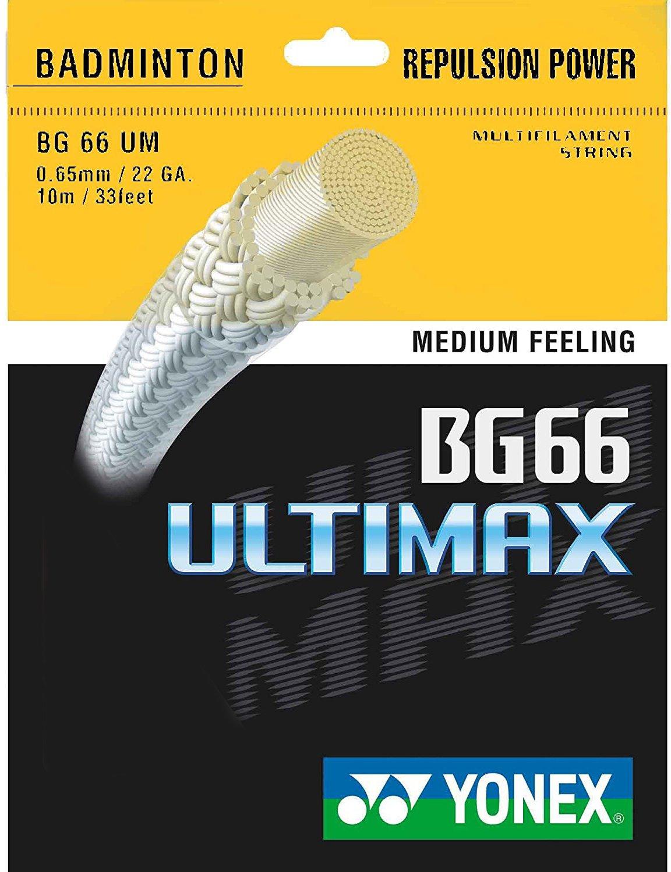 Yonex BG 66 Ultimax Badminton String