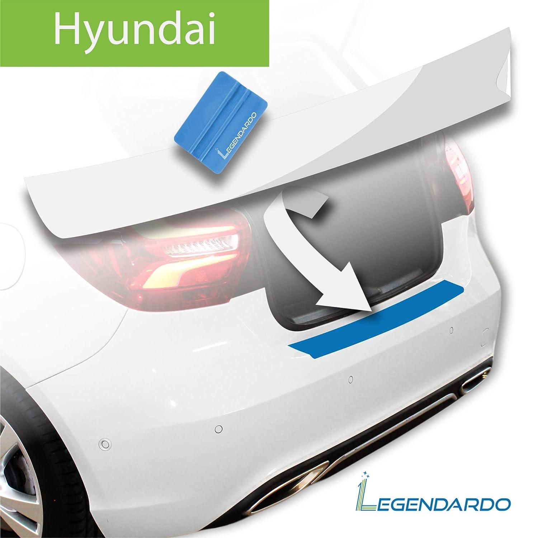Ladekantenschutz passgenau fü r Ihr Auto-Modell (wä hlen Sie Ihr Modell in der Auswahl) Legendardo