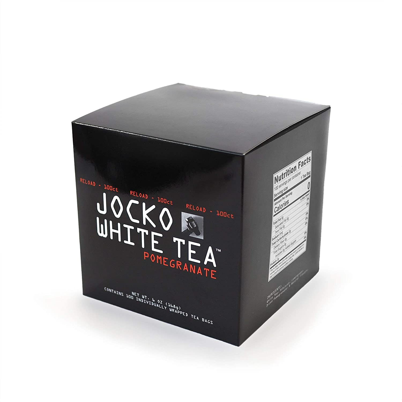 Jocko White Tea RELOAD 100 CT