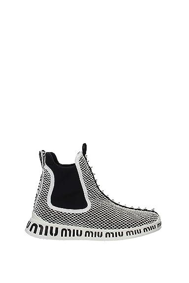 5t902btessutorete4 Sneakers it Eu Amazon Tessuto Donna Miu qawdtSS