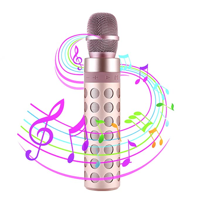 Review Bluetooth Karaoke Microphone, SENDOW