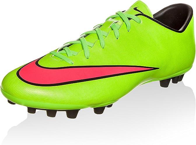 Nike Mercurial Victory V AG, Botas de fútbol para Hombre: Amazon ...