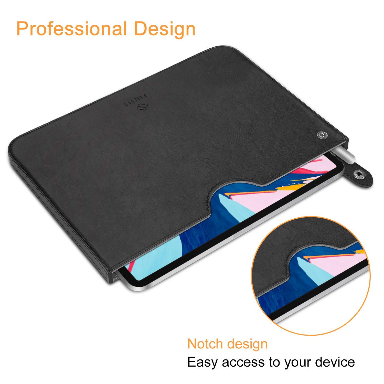 Fundas Slim Fit Bolsa Protectora de Cuero Sinttico para iPad Air ...
