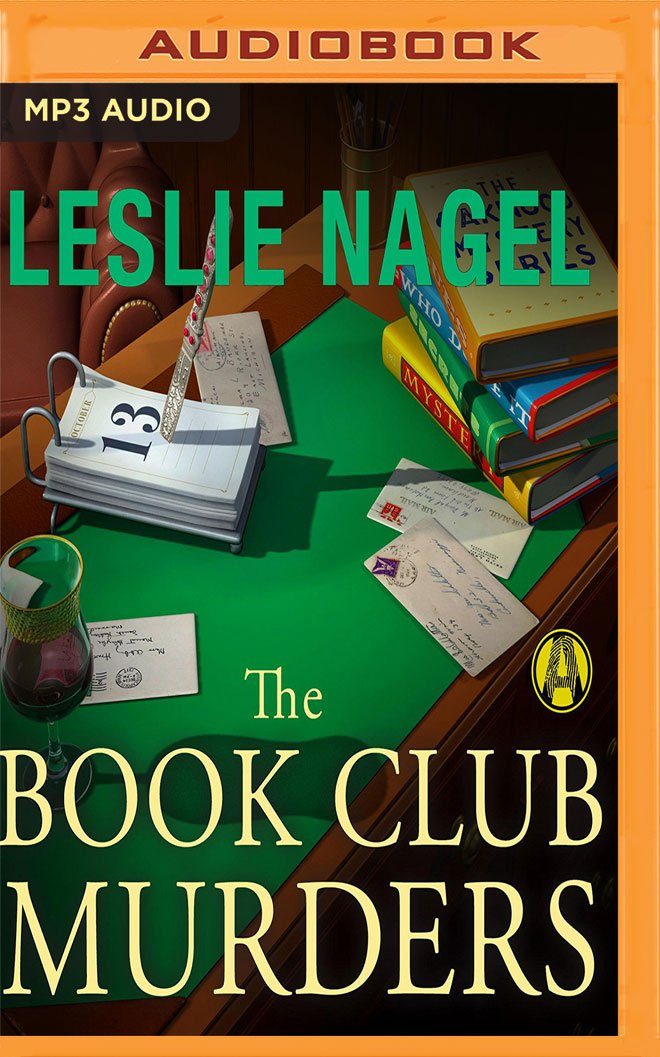 Book Club Murders Leslie Nagel product image