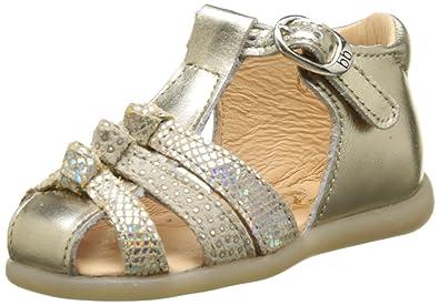 057a89551ddb Babybotte Guimauve, Sandales bébé Fille, Or (Dore), 22 EU: Amazon.fr:  Chaussures et Sacs