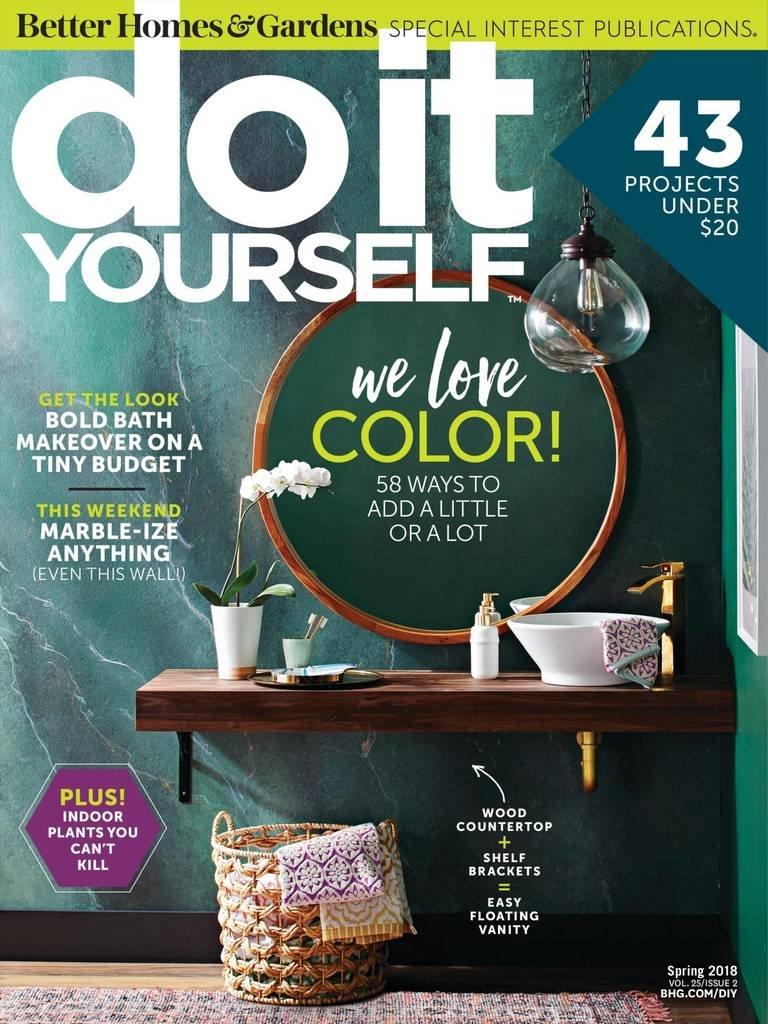 do it yourself amazoncom magazines