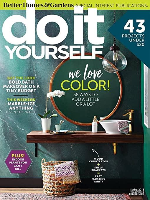 Do It Yourself: Amazon.Com: Magazines