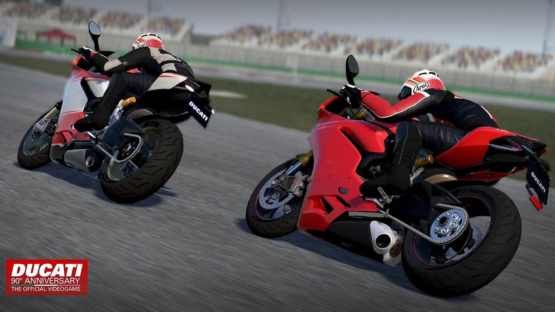 Ducati - 90th Anniversary: Amazon.es: Videojuegos
