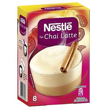 Nestle Coffee Shop Special, Typ Chai Latte, Té con Leche en Polvo para 8
