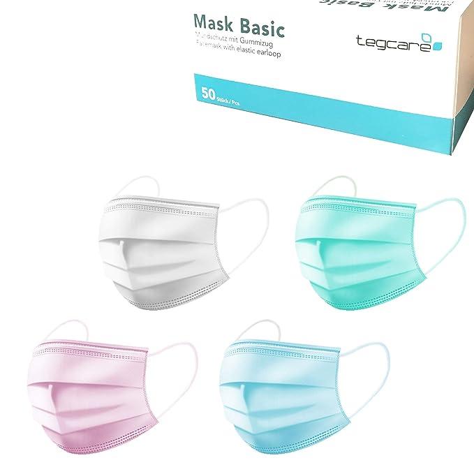 tegcare surgical mask