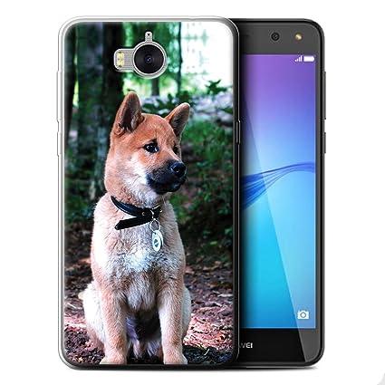 Amazon com: STUFF4 Gel TPU Phone Case/Cover for Huawei Y5 2017/Y5 3