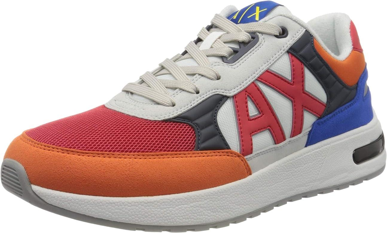 Armani Exchange Running Style Sneakers, Zapatillas para Hombre ...