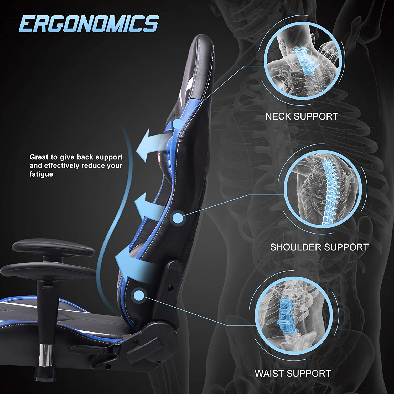 fimax gaming chair ergonomics