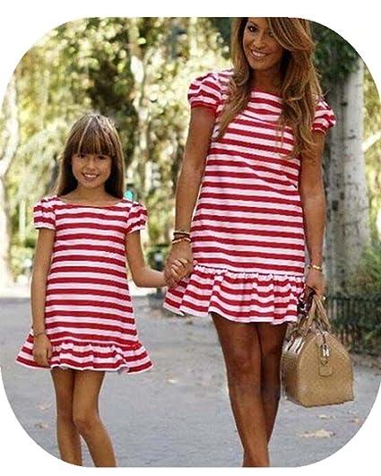 f2e639ebc39 Amazon.com  Sunward Mom and Me Sundress