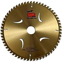 DART SNA2503060 Discos de sierra circulares, color dorado