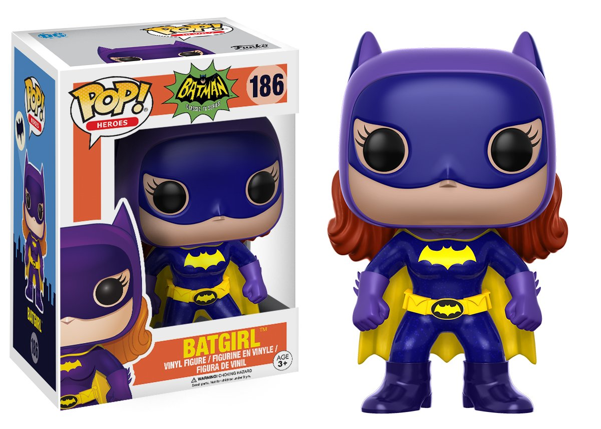 Funko POP Heroes DC Heroes Batgirl Action Figure 13632 Accessory Toys /& Games Miscellaneous
